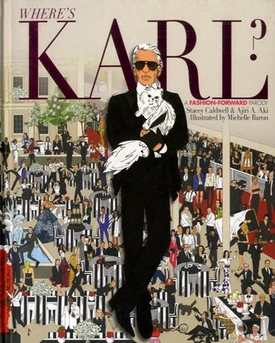 Where's Karl?: A Fashion-Forward - Store York Chanel New