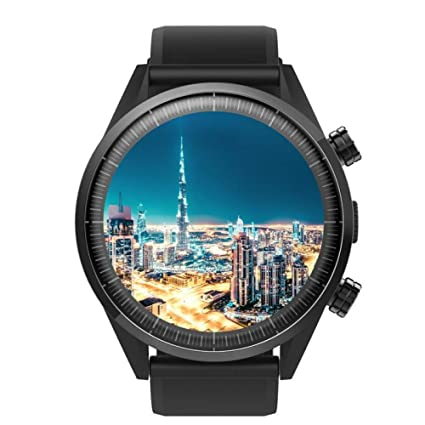 KLAYL Reloj Inteligente KC05 4G Smart Watch Men para Android ...