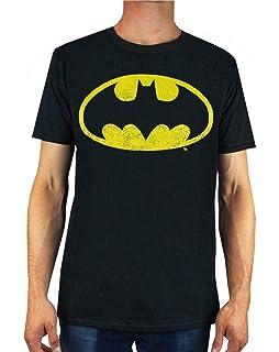 Batman RED HOOD Bat Shield Symbol Licensed Adult Long Sleeve T-Shirt S-3XL