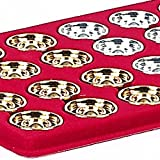 Bello Games Collezioni - Angelina 24K Gold/Silver Plated Backgammon Checkers From Italy