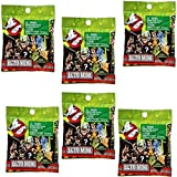 Ghostbusters Movie Ecto Minis Mystery Blind Bag Pack Party Bundle 6 Pack