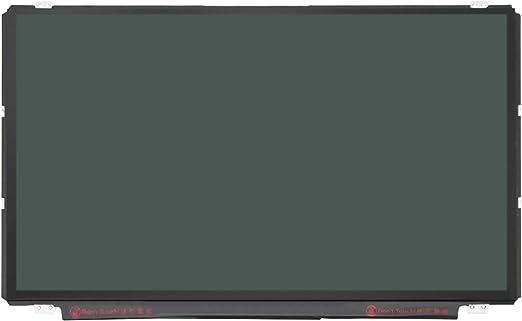 FTDLCD® 15.6 HD LED LCD Pantanlla con Función Táctil Panel de Visualización Repuesto de Ordenador Pantalla para B156XTT01.1 1366x768 40PIN: Amazon.es: Electrónica