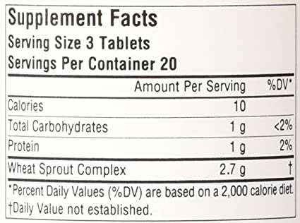 Source Naturals Super Sprouts 900mg, 60 Tablets: Amazon.es ...
