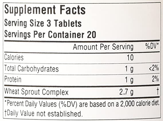 Source Naturals Super Sprouts 900mg, 60 Tablets: Amazon.es: Salud y ...