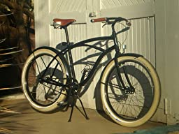 Cruiser Bikes With Big Tires big tires fool you