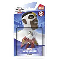 Figurine 'Disney Infinity 2.0' - Marvel Super Heroes : Falcon