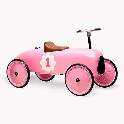 Vilac Vilac1120 Vintage Car, Pink: Toys & Games [5Bkhe1103475]
