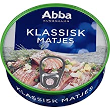 Abba Pickled Herring in Spiced Marinade