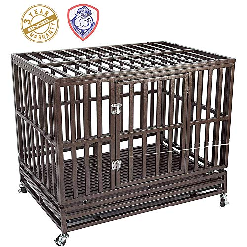 Used, Haige Pet Your Pet Nanny Heavy Duty Dog Cage Kennel for sale  Delivered anywhere in USA