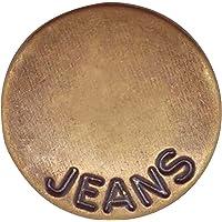 10/15 stuks jeansknoppen, 17 mm unieke knopen, vervangingsset zonder naaien, universele instelset voor reparatie van…