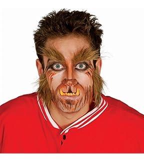 Hocico Hombre Lobo Adulto Halloween Amazones Juguetes Y Juegos