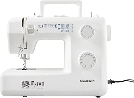 Unbekannt Silvercrest SNM33B2 - Máquina de Coser (33 Funciones): Amazon.es: Hogar