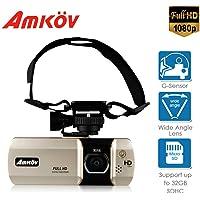 AMKOV® DVR CCTV 1080P HD 16MP Pantalla 2.7