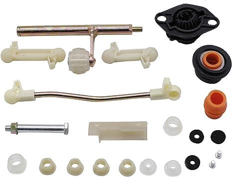 Takpart Auto Getriebe Schaltgestänge Schaltung Reparatursatz Überholungskit 191711574 Auto