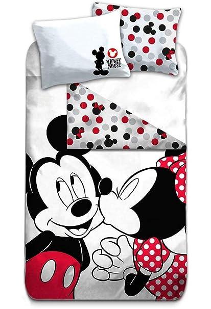 mickey mouse bettwäsche