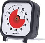 Time Timer Audible Countdown Timer, 3 Inches, Black