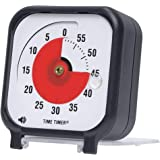 Time Timer Audible Countdown Timer - 3 inch - Black