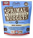 Primal Pet Foods Freeze-Dried Canine Duck Formula 14 oz
