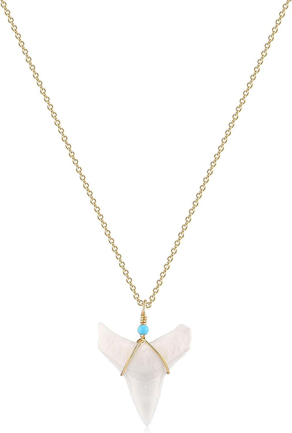 Mevecco Gold Dainty Necklace,14K Gold Plated Cute Horizontal Hammered Cubic Zirconia Evil Eye Heart Necklace for Women