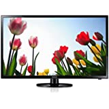 Samsung S19F350HNW 18.5-inch AH IPS LED Monitor (Black)