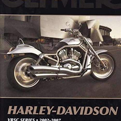 amazon com clymer harley davidson vrsc series (2002 2014) automotiveHarley Davidson Motorcycle Wiring Diagram 2002 #14