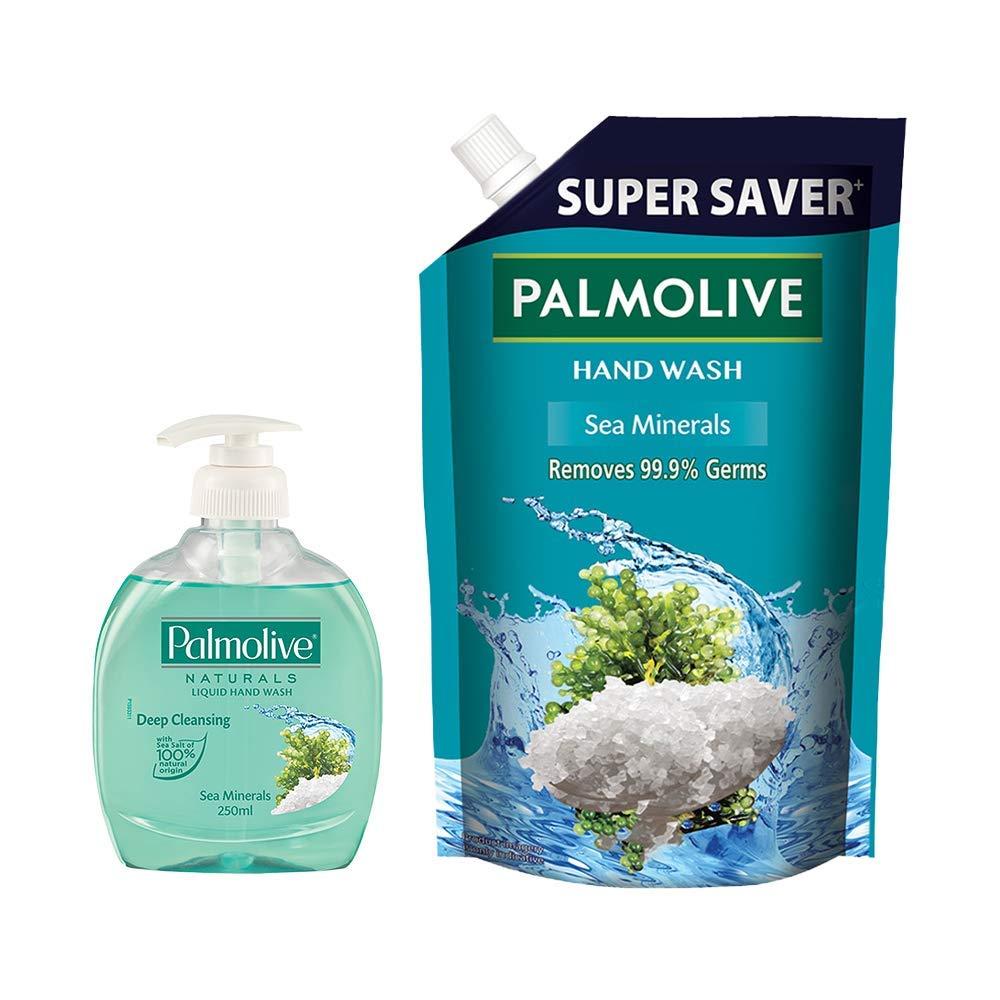 Grab Fast Palmolive Liquid Hand Wash