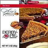 Derby Pie Chocolate Nut Pie - 3oz. Individual Size