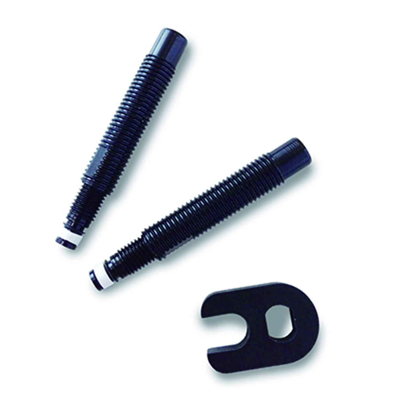 CONTINENTAL SV-Ventilverlängerung Alu 20 mm 2 Stück