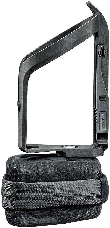 TOPEAK Ninja Pouch+ Mountain Accesorios de portabilidad Ciclismo, Adultos Unisex, Negro (Negro), Talla Única
