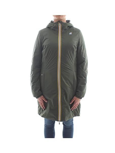 nuovo prodotto 50804 fb87d K-way K009NP0 Giacca Donna 42: Amazon.co.uk: Clothing
