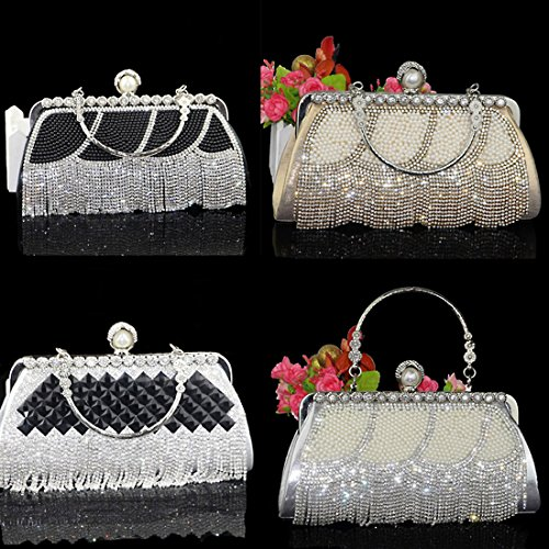 Taille clutch femme Evening Handbags Pochette TOYIS pour Unique evening 2 5x6OnaX