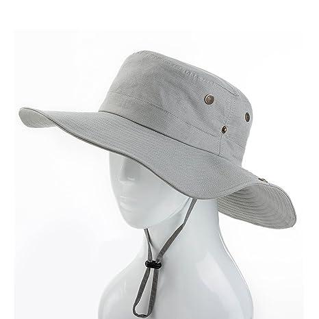 Amazon.com  DNSJB Men s sun hat a70436f7092