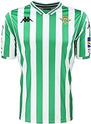 1ª equipación Réplica - Real Betis Balompié 2018 2019 - Kappa Kombat  Replica Home - d3f4eee6bbf15