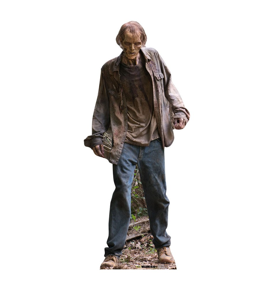 Walker 1 - AMC's The Walking Dead - Advanced Graphics Life Size Cardboard Standup
