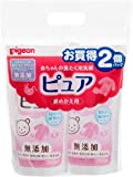 Pigeon Baby Laundry Detergent Pure Refill, 720ml (Pack of 2)