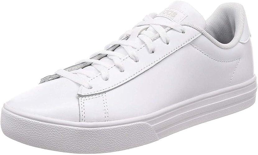 Adidas Daily 2.0, Zapatillas de Baloncesto para Mujer, Blanco ...