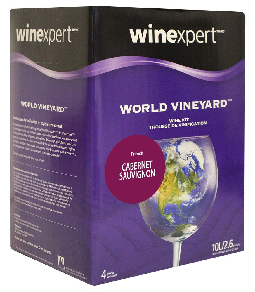 Midwest Homebrewing and Winemaking Supplies French Cabernet Sauvignon (World Vineyard) by Midwest Homebrewing and Winemaking Supplies (Image #2)
