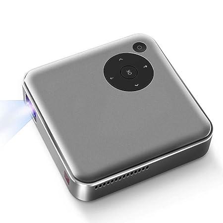 Proyector hogar WiFi inalámbrico proyector Mini Micro ...