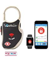 eGeeTouch Smart TSA Travel Lock - Secure & Track your Luggage anywhere you go...