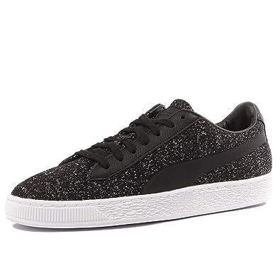 Puma Classic Knit Homme Chaussures Noir: