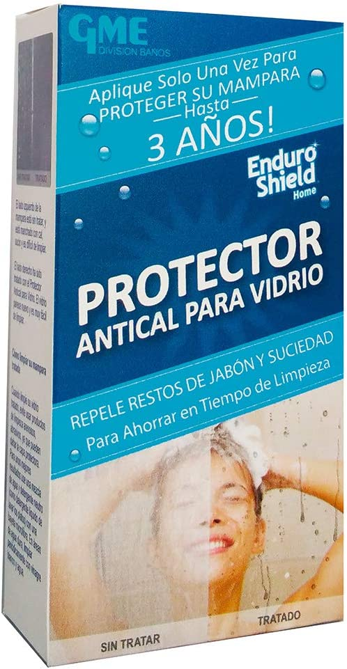 GME - Tratamiento Enduroshield Anti Cal para Cristales: Amazon.es ...