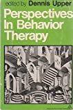 Perspectives in Behavior Therapy, , 091447426X
