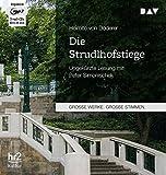 Die Strudlhofstiege: Ungekürzte Lesung mit Peter Simonischek (3 mp3-CDs)