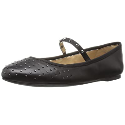 Brand - The Fix Women's Ellie Studded Mary Jane Ballet Flat: Shoes