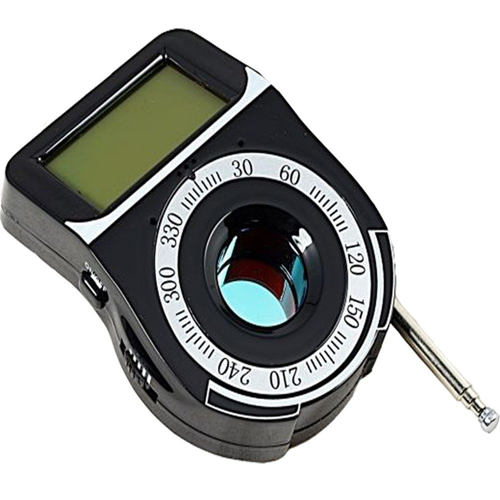 CozyHomelover Cc309 Gps Gsm Wifi G3 G4 Sms Rf Spy Bug Detector Wireless Signal Camera Lens Finder