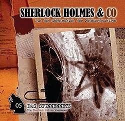 Das Spinnennetz (Sherlock Holmes & Co 5)