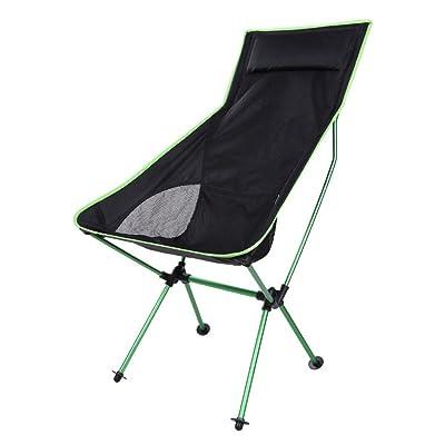 Bendwy Chaise De Pche En Plein Air Camping Pliante Portable Salon Arrire Ultra Lger Loisirs Plage Aluminium Tabouret