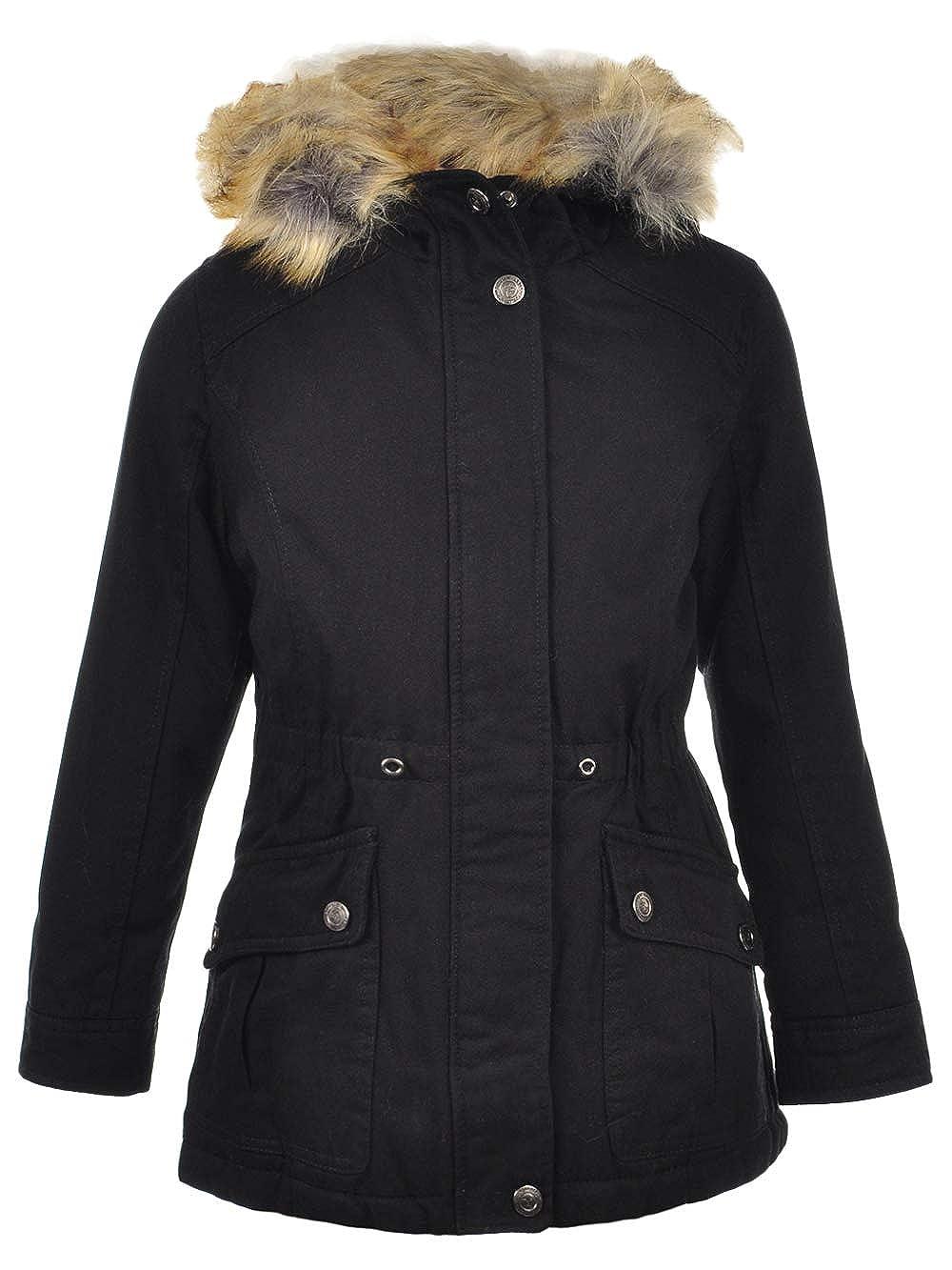 Urban Republic Girls' Hooded Jacket