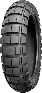 Shinko 87-4704 Tire 805 Dual Sport Rear 130/80-17 65T Bias