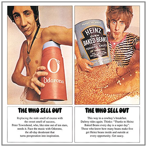 The-Who-Sell-Out vinile lp